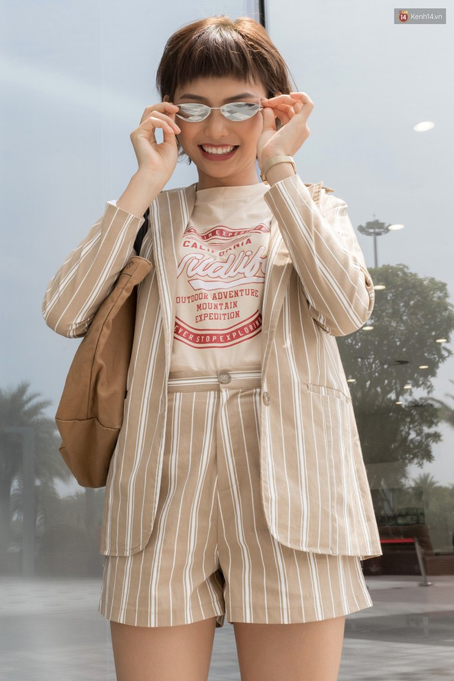 Street style giới trẻ Việt tuần qua: chẳng ưu tiên đồ mát mẻ, các bạn trẻ bất chấp mặc ngốt miễn sao có hình OOTD thật chất - Ảnh 2.