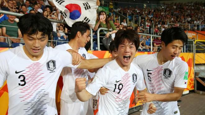 Đội bóng quê hương HLV Park Hang-seo lập kỳ tích, lần đầu dự trận chung kết World Cup - Ảnh 3.