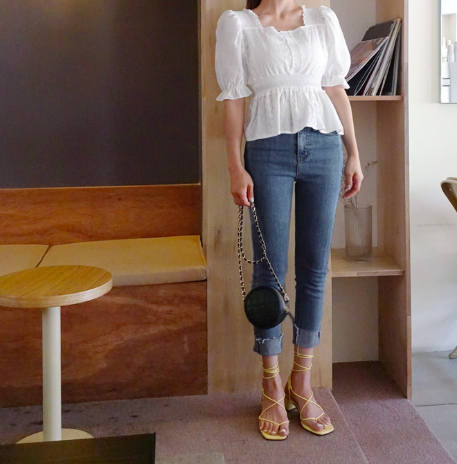Sandals quai mảnh: Item mảnh mai nhẹ nhàng mà hợp gu từ hội bánh bèo đến nàng cá tính sang chảnh - Ảnh 7.