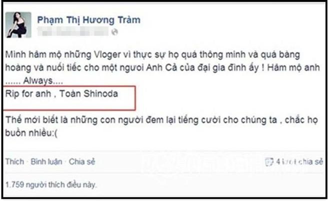 Những sao Việt này đã có phen muối mặt khi bị dân mạng bóc lỗi chính tả tiếng Anh sai không trượt phát nào! - Ảnh 3.