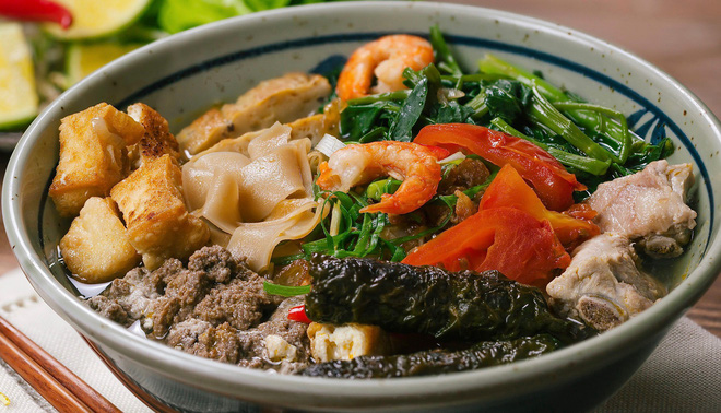 """Thế giới các loại sợi của ẩm thực Việt """"đồ sộ"""" và đáng tự hào như thế nào, xem đây là biết - Ảnh 8."""