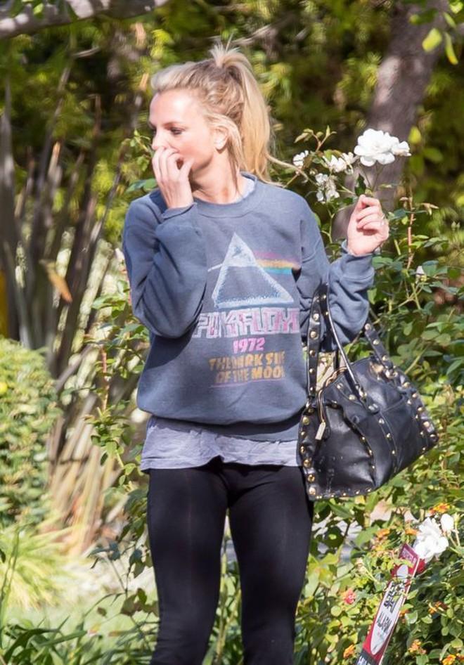 Chị em Hollywood khoe tủ đồ sang chảnh ngút ngàn, riêng của Britney thì đến fan còn bĩu môi chê là thua... chợ Bà Chiểu - Ảnh 2.