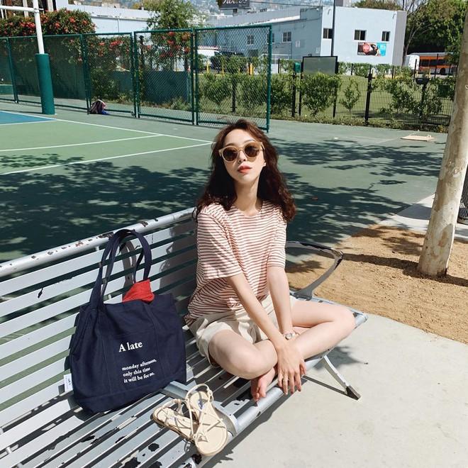 Đừng đắm đuối với túi da, mùa hè đeo túi vải vừa xinh vừa bảo vệ môi trường mới là đỉnh nhất - Ảnh 3.