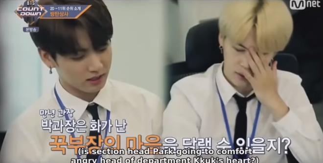 Hết kiếp cameo, BTS xâm lấn màn ảnh với loạt phim cực hài: Số 5 còn là hàng tự tay sản xuất - Ảnh 15.