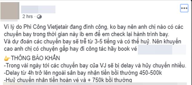 VietJet Air lên tiếng vụ nhiều chuyến bay hoãn và hủy hàng loạt: Do kế hoạch nhận tàu bay mới bị trễ - Ảnh 1.