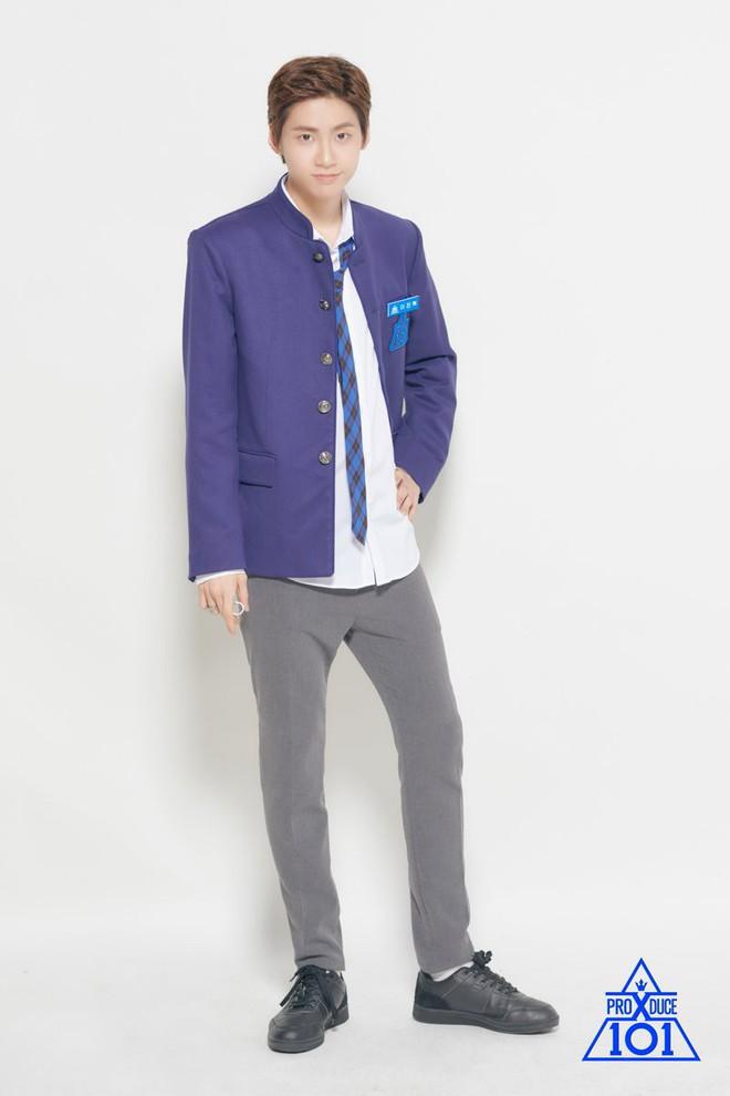 Thí sinh khiến cả Produce X 101 ghen tỵ: Được Host Lee Dong Wook gần gũi động viên đến 2 lần - Ảnh 3.