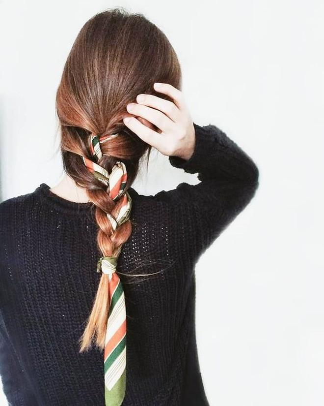"""Cuối tuần đi chơi, phe tóc dài mà diện kiểu tóc này thì crush có lạnh lùng đến mấy cũng """"say như điếu đổ"""" - Ảnh 5."""