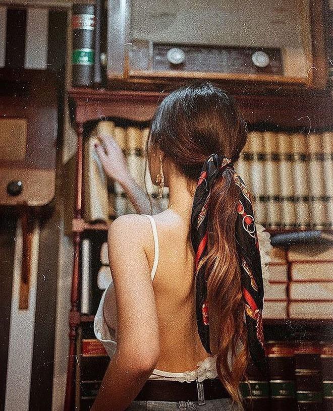 """Cuối tuần đi chơi, phe tóc dài mà diện kiểu tóc này thì crush có lạnh lùng đến mấy cũng """"say như điếu đổ"""" - Ảnh 2."""