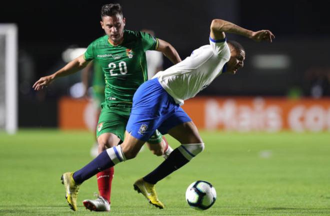 [Trực tiếp Copa America] Brazil 0-0 Bolivia (Hết H1): Đá bế tắc, đội chủ nhà nhớ cầu thủ đắt giá nhất thế giới - Ảnh 1.