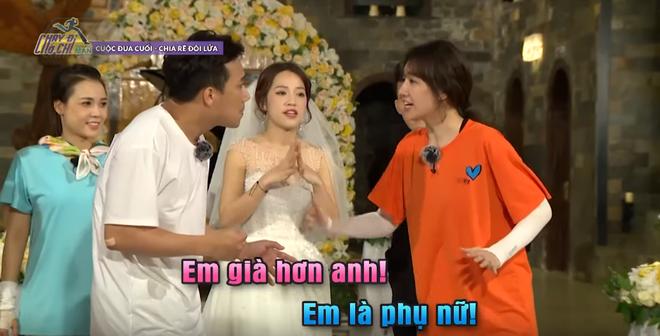 Running Man: 3 lý do để Trấn Thành nhường Hari Won khi xé bảng tên, lời nhất là điều cuối cùng! - Ảnh 4.