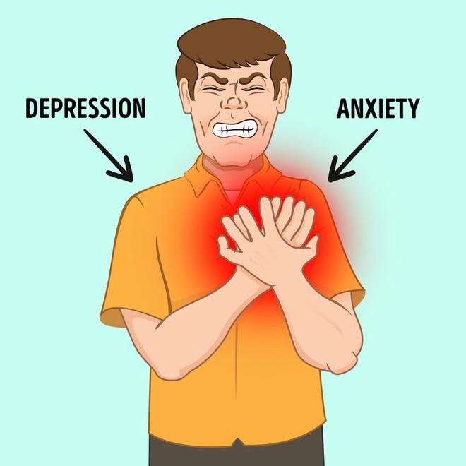 Điều không phải ai cũng biết: cảm xúc có thể gây ra hàng loạt vấn đề sức khỏe mà bạn không ngờ đến - Ảnh 4.