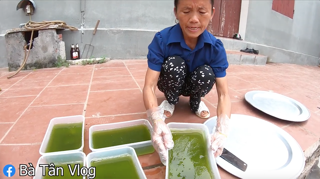 Bà Tân Vlog lần đầu làm cốc trà Thái siêu to khổng lồ sau gần 60 nồi bánh chưng - Ảnh 5.