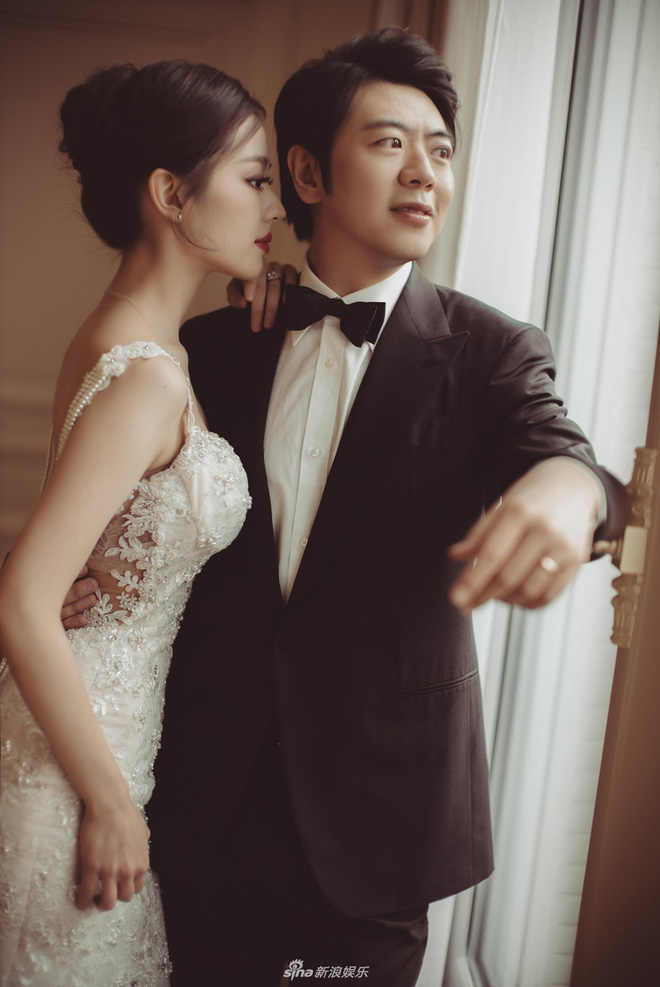 Đám cưới bất ngờ nhất Cbiz: Thần đồng piano Lang Lang kết hôn, Châu Kiệt Luân - John Legend tới tận Paris tham dự - Ảnh 21.