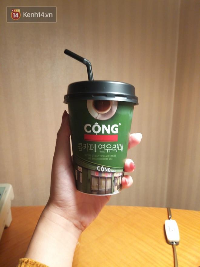 Bất ngờ cà phê Cộng đóng hộp được 7Eleven ở Hàn Quốc bày bán rộng rãi - Ảnh 5.