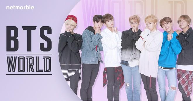 Game về nhóm nhạc BTS vừa ra mắt đã tạo nên cơn sốt: fan được ăn, ngủ cùng thần tượng? - Ảnh 1.