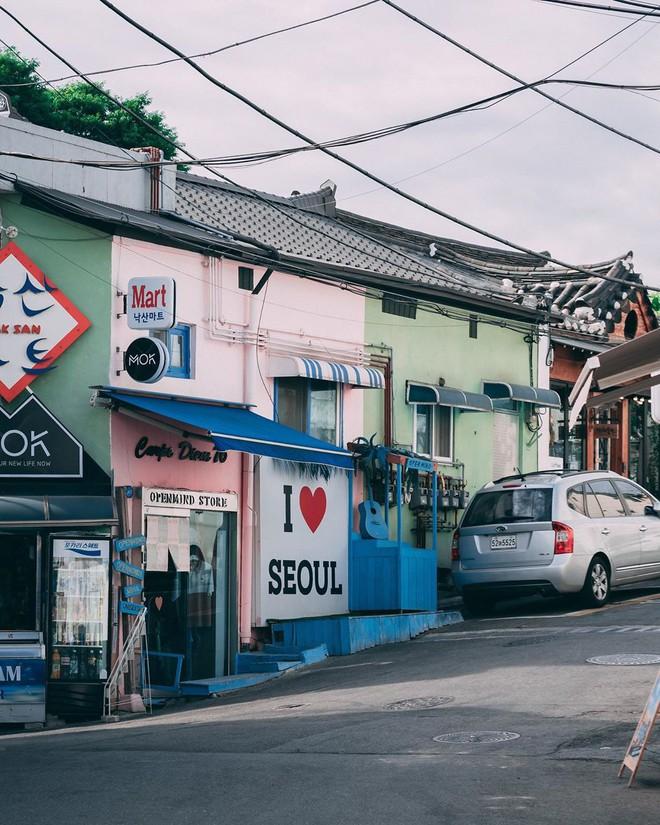 Có một Seoul lãng mạn và bình yên qua nước ảnh trong veo của nhiếp ảnh gia người Mỹ - Ảnh 9.