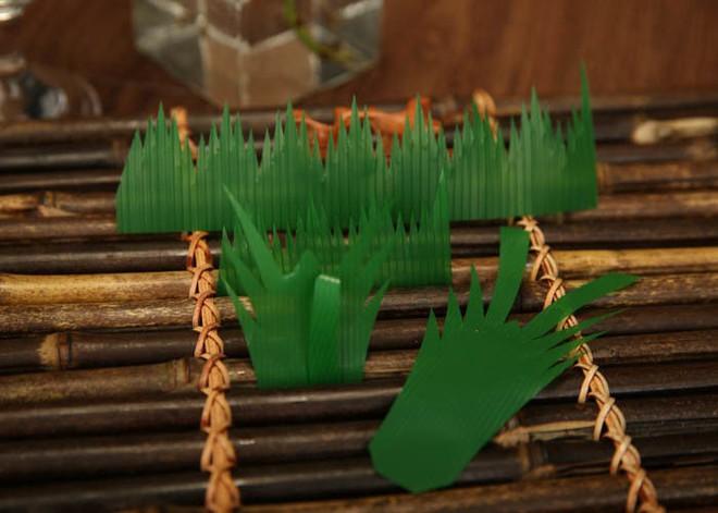"""Hoá ra mấy ngọn cỏ xanh trông như nhựa trong hộp sushi mà chúng ta thường thấy không phải để """"làm màu"""" - Ảnh 4."""