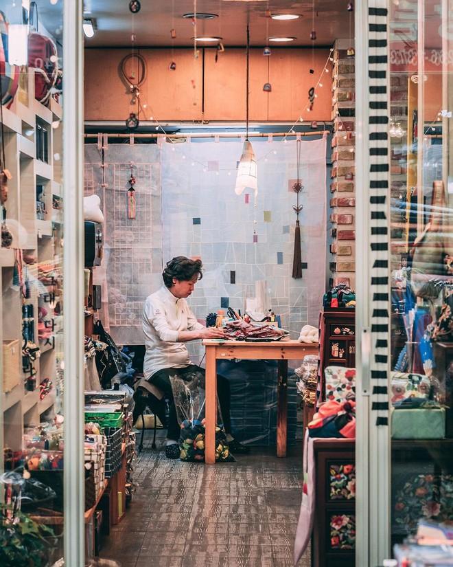 Có một Seoul lãng mạn và bình yên qua nước ảnh trong veo của nhiếp ảnh gia người Mỹ - Ảnh 15.
