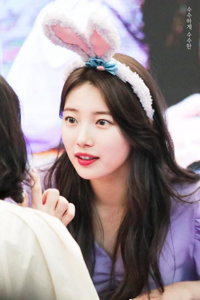 Đẳng cấp makeup tự nhiên của idol Hàn là khi tô vẽ mà như không với đường eyeliner siêu mỏng - Ảnh 3.