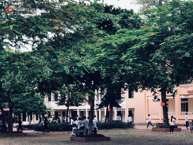Khung cảnh trường thi tại Hoà Bình (Ảnh: Dương Winamp)