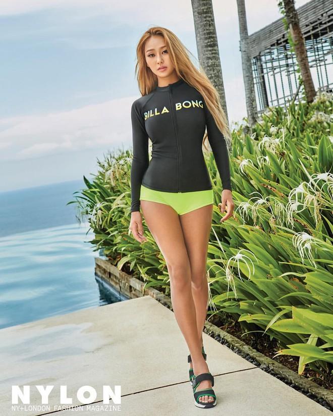 """Trời 60 độ cũng phải """"tắt nắng"""" vì dàn idol nữ Kpop sở hữu body chuẩn Tây: Nét nóng bỏng thay đổi cả quy chuẩn! - Ảnh 6."""