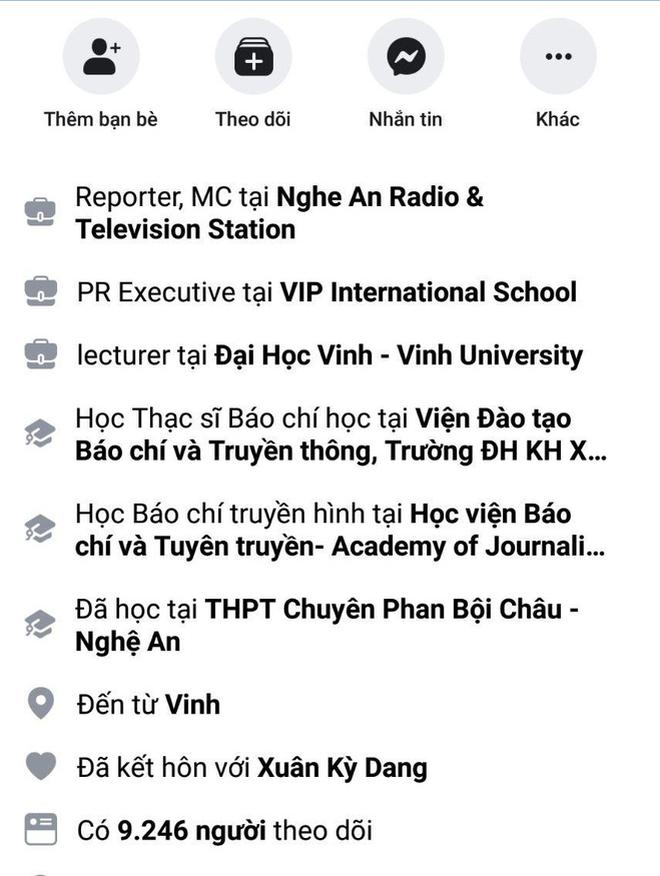 """Nữ giám thị xinh đẹp gây chú ý tại điểm thi THPT Quốc gia ở Nghệ An, profile """"khủng"""" của cô càng khiến mọi người kinh ngạc - Ảnh 3."""