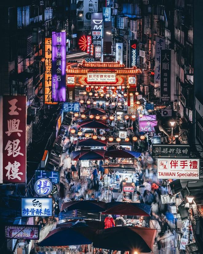 11 góc chụp Đài Loan đẹp nhất qua ống kính của nhiếp ảnh gia Thái Lan, đến cả dân bản xứ cũng không biết - Ảnh 7.