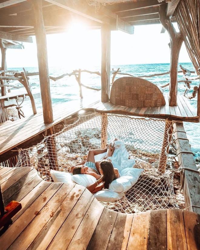 Resort trên cây ở Mexico: Có cả trăm góc sống ảo đẹp tung chảo nhưng chỉ dành cho khách du lịch trên 18 tuổi - Ảnh 7.