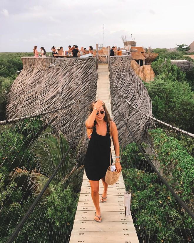 Resort trên cây ở Mexico: Có cả trăm góc sống ảo đẹp tung chảo nhưng chỉ dành cho khách du lịch trên 18 tuổi - Ảnh 16.