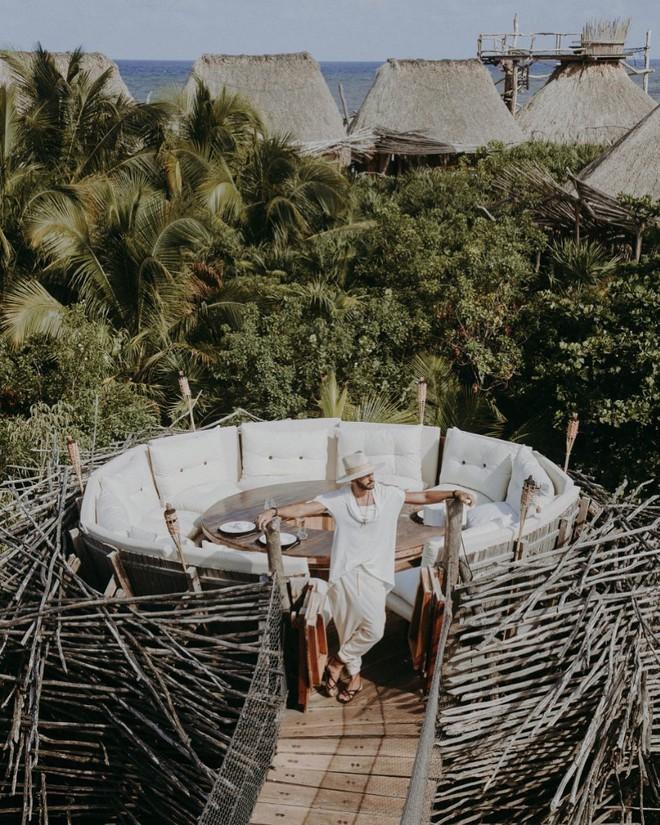 Resort trên cây ở Mexico: Có cả trăm góc sống ảo đẹp tung chảo nhưng chỉ dành cho khách du lịch trên 18 tuổi - Ảnh 6.