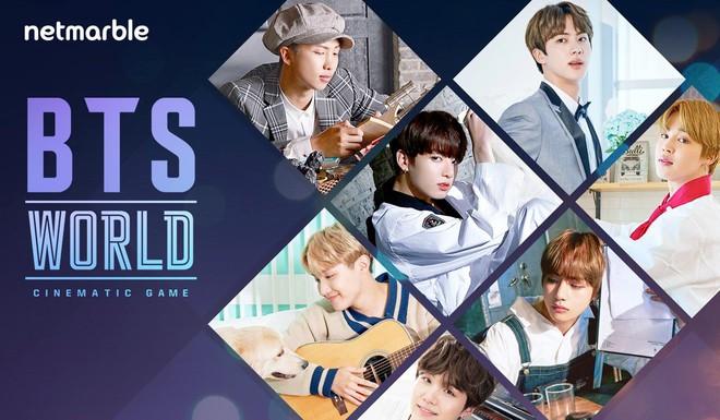 Game về nhóm nhạc BTS vừa ra mắt đã tạo nên cơn sốt: fan được ăn, ngủ cùng thần tượng? - Ảnh 2.
