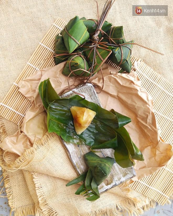 Cùng là bánh cho Tết Đoan Ngọ mà giữa Hà Nội và Sài Gòn đã khác nhau thế này - Ảnh 5.