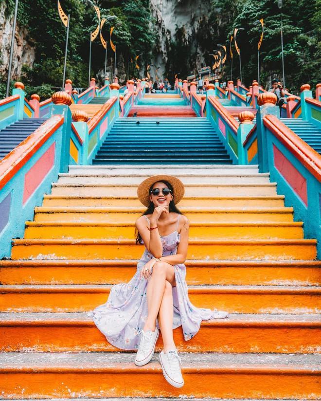 """Điểm danh 4 """"gương mặt vàng trong làng travel girl"""" mới nổi: Ai cũng xinh đẹp, có gu và đi du lịch nhiều như đi chợ - Ảnh 15."""
