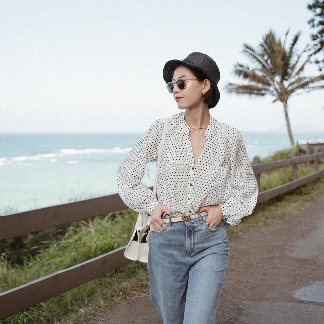Sơmi + jeans: Những cách mix&match giúp nàng 30 cân hết thảy mọi phong cách trên đời - Ảnh 3.