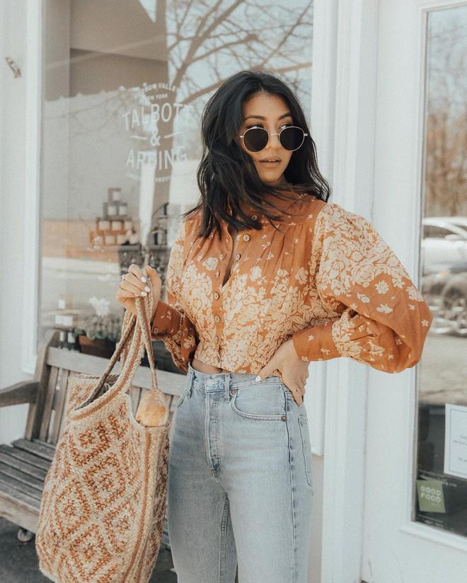 Sơmi + jeans: Những cách mix&match giúp nàng 30 cân hết thảy mọi phong cách trên đời - Ảnh 7.