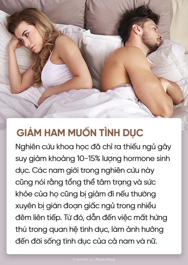 Đừng để tình trạng thiếu ngủ tiếp diễn thường xuyên nếu không muốn mắc những bệnh nguy hiểm này - Ảnh 15.