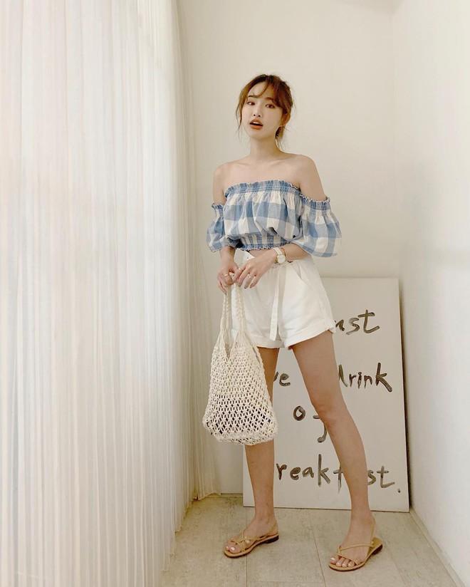 Như một thói quen: Ngày nắng nóng là chị em thi nhau lên đồ với 4 kiểu quần shorts xinh xắn, trendy này - Ảnh 3.