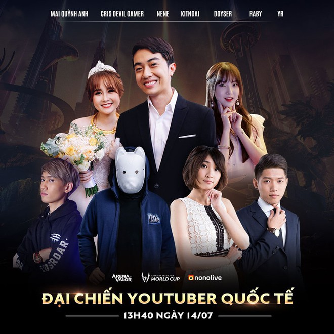 Nene - Hotgirl Thái Lan bất ngờ hoá gái ngoan trước giờ sang Việt Nam dự showmatch Đại chiến Youtuber Quốc tế - Ảnh 7.