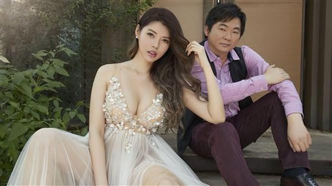 """Cặp đôi đũa lệch đình đám Đài Loan: Tỷ phú xấu xí """"cưa đổ"""" siêu mẫu nóng bỏng sau 10 lần cầu hôn và cuộc sống hôn nhân đáng mơ ước - Ảnh 4."""