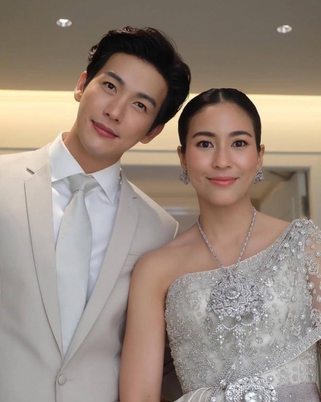 Được ship với loạt mỹ nhân hot nhất Thái Lan, trái tim và cuộc đời nam thần Push Puttichai chỉ thuộc về một người - Ảnh 2.