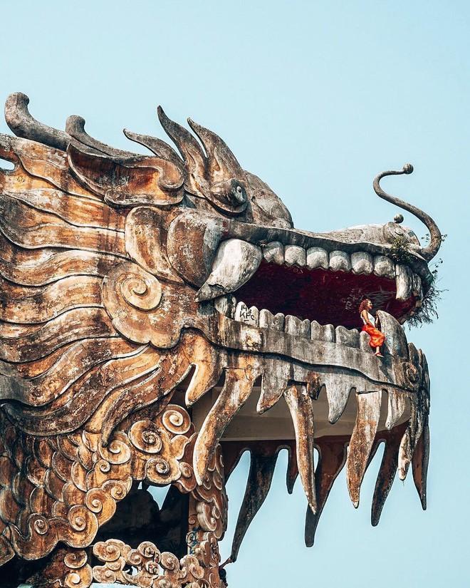 """Không kém cạnh Thái Lan, Việt Nam cũng có tọa độ được canh giữ bởi """"rồng khổng lồ"""" còn rùng rợn hơn nước bạn - Ảnh 18."""