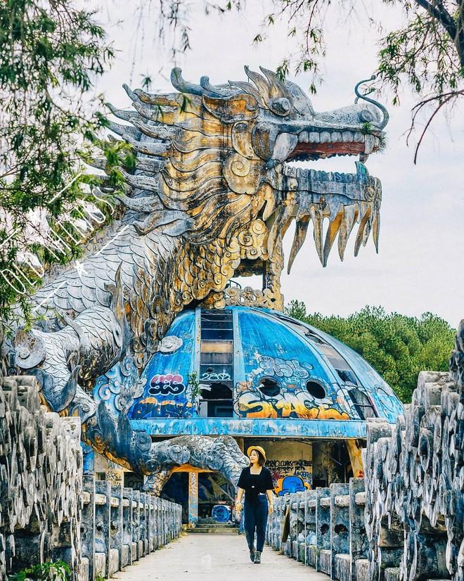 """Không kém cạnh Thái Lan, Việt Nam cũng có tọa độ được canh giữ bởi """"rồng khổng lồ"""" còn rùng rợn hơn nước bạn - Ảnh 5."""