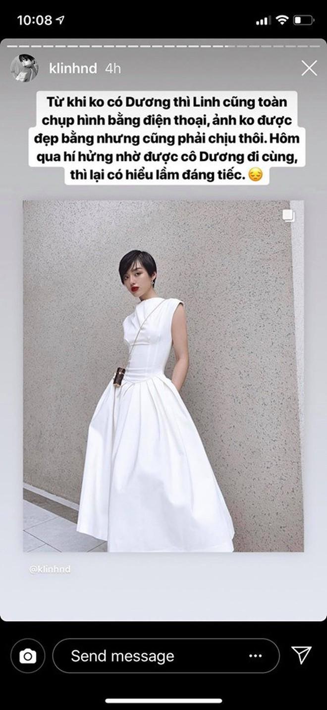 """Quán cafe dính drama với Khánh Linh nói có bằng chứng cô nàng thay đồ để chụp ảnh, """"cô em trendy"""" phản ứng ra sao? - Ảnh 3."""