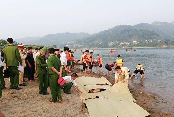 3 trong 4 nạn nhân tử vong vì đuối nước ở Phú Thọ là sinh viên, gặp nạn khi về quê bạn tổ chức sinh nhật - Ảnh 1.