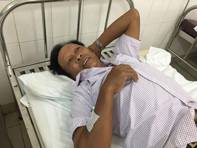 Tai nạn 2 tài xế thiệt mạng ở Bình Thuận, tiếng va như bom nổ - Ảnh 4.