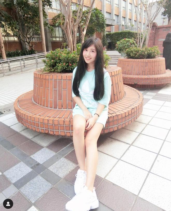 Ngắm nhan sắc cực kỳ xinh đẹp của bạn gái thần rừng Neil của Đài Bắc Trung Hoa - Ảnh 15.