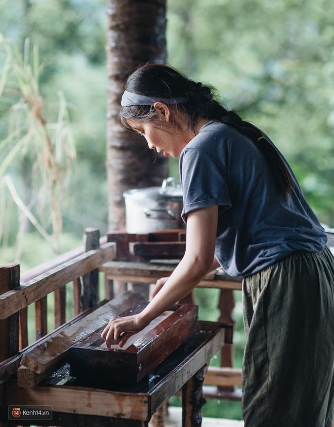 Căn bếp trên đỉnh đồi và những clip nấu ăn của cô gái bỏ phố thị lên Sa Pa ẩn cư - Ảnh 20.