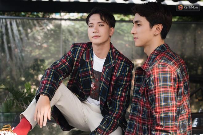 Team Nâu Cuộc đua kỳ thú 2019: Bình An và S.T Sơn Thạch tiết lộ không bao giờ ngồi ăn cơm cùng nhau - Ảnh 12.