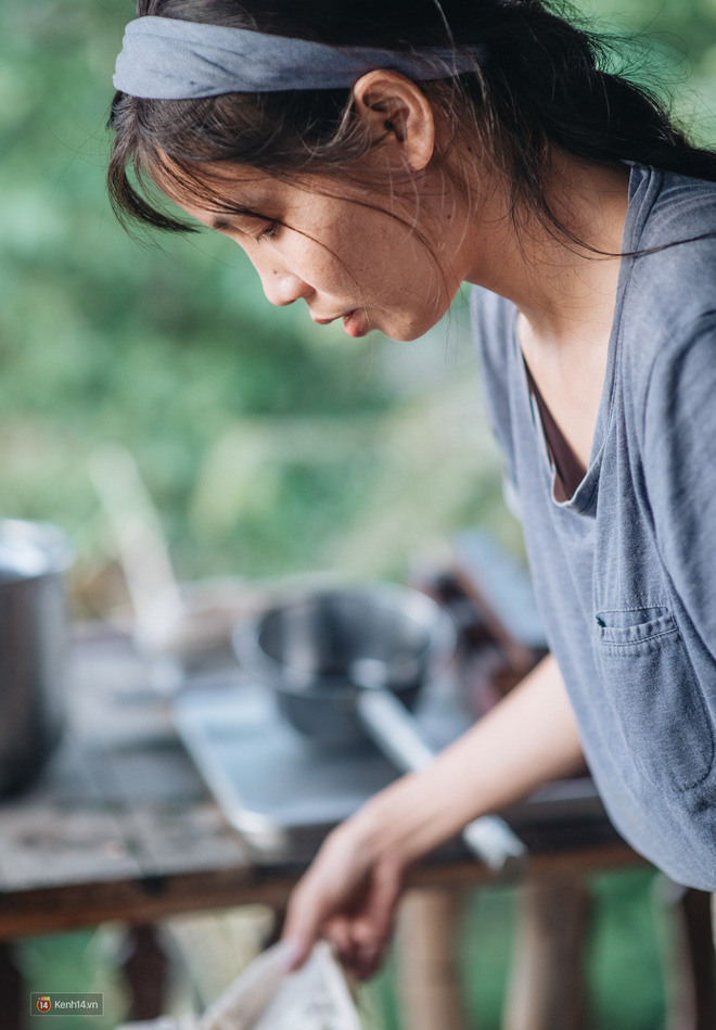 Căn bếp trên đỉnh đồi và những clip nấu ăn của cô gái bỏ phố thị lên Sa Pa ẩn cư - Ảnh 27.
