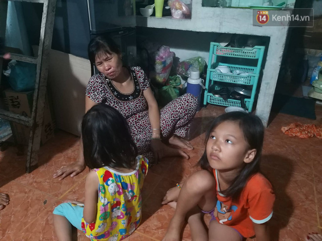 Tan suffered two small children who were in Saigon Electricity: I do not need money, son ...! - Photo 3.